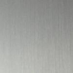 Metallex - strieborná drátkovaná matná