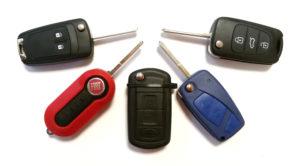 Náhradné obaly - vyskakovačky farebné - Opel, Fiat, LandRover, Kia